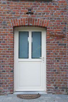 fenêtre pvc avec imposte envie de cette belle réalisation