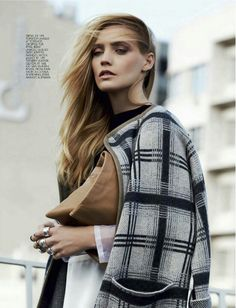 THE BIG EASY: EMMA MENTEATH BY JUSTIN POLKEY FOR ELLE SOUTH AFRICA JUNE 2013