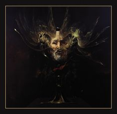 "Polish black metal stalwarts, Behemoth have released a live video for the track 'Ora Pro Nobis Lucifer' off of their recent album ""The Satanist. Black Metal, Aleister Crowley, Death Metal, Cover Art, Cd Cover, Illustrations, Illustration Art, Best Heavy Metal, Extreme Metal"