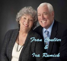 Fran Coulter and Ira Rumick