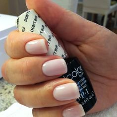 {the perfect mother-of-the-groom color} by OPI GELCOLOR -don't burst my bubble - Yelp