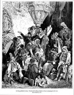 Don Quixote by Gustave Dore