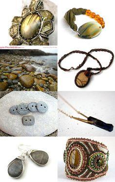 --Pinned with TreasuryPin.com Stone, Etsy, Inspiration, Jewelry, Biblical Inspiration, Rock, Jewels, Schmuck, Jewerly