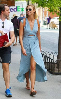 Karlie Kloss from The Big Picture: Today's Hot Pics