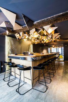 Maguey Restaurant - Ouvert depuis le début de l'année (2014), le Maguey est un lieu gastronomique très accessible tant au niveau du porte-monnaie que de ses hôtes. Mention spéciale pour leur déjà fameux brunch revisité chaque semaine !