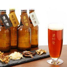 良質のモルトを贅沢に使った日本最古の歴史を誇る名湯道後温泉の地ビール、「道後ビール」と珍味発祥の地「愛媛県松前町」で作られた栄養豊富な自然の海産物を詰め合わせたオリジナルセットです。