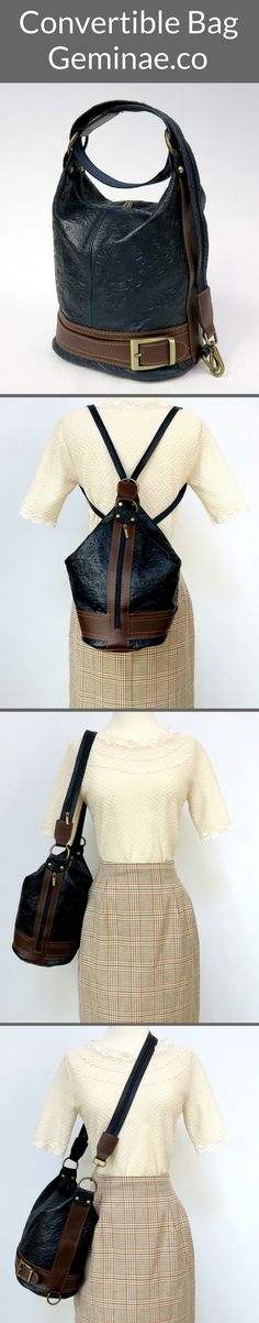 Check out this bag, you can use it 4 ways. Great for trips.  gifts for women who have everything