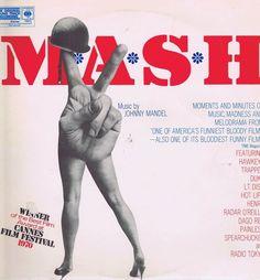 Johnny Mandel – M*A*S*H – Original Soundtrack Recording – LP Record