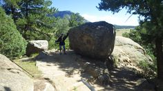 My Wife Carole on the trail to Cub Lake 8-2014