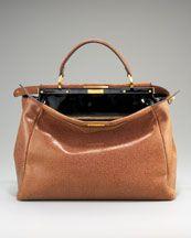 Fendi Peekaboo. My dream bag.