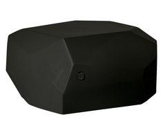Panca piccola in polietilene meteor grigio colore Grigio carbone  ad Euro 159.00 in #Lovli #Furniture outdoor furniture
