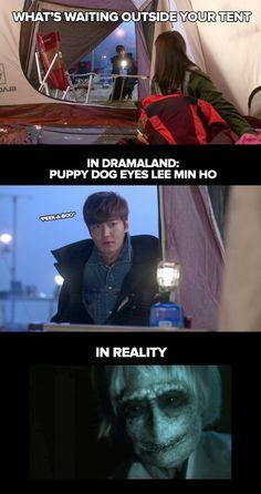 Yeah...I'll just take dramaland...
