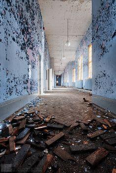 Deva Asylum, Blacon, Chester, England