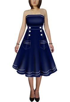1950 1950's Retro Fashion via @Suzanne, with a Z. Oltarzewski