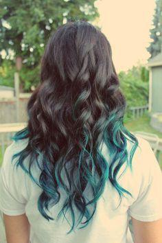 Uh oh, I wana dye my hair again...this is definitely the next colour!