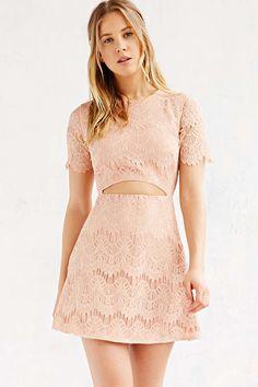 914c76956129f Stylestalker Maya Dress - Urban Outfitters Urban Dresses, Urban Outfits,  Nice Dresses, Maxi