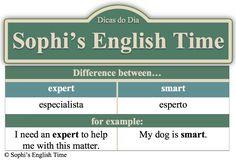 Dica do Dia: Expert vs Smart