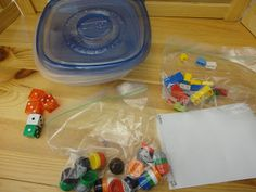 """students take home """"math toolkits"""" with materials to play math games at home! from A Very Curious Class: Family Math Night Play Math Games, Fun Math Activities, Science Fun, Mega Math, Math 2, Family Math Night, Curriculum Night, Math Tools, Family Engagement"""