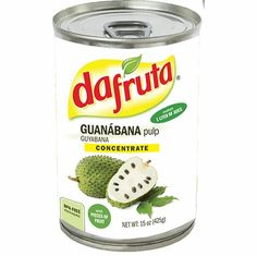 Da Fruta Guanabana Pulp Concentrate | Buy Brazilian DaFruta Soursop Concentrate Rude Boy, Juice, Canning, Fruit, Tropical Fruits, Juices, Juicing, Home Canning, Conservation