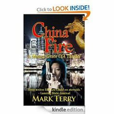 "(By Award-Winning, Bestselling Author Mark Terry! The Lansing State Journal: ""Terry writes like Lee Child on steroids."")"