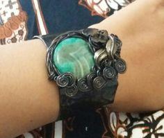 Handmade jewerly# copperwire# bracellet