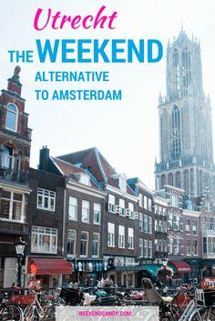 Utrecht's Old Town