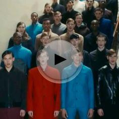 Male Models Sing Daft Punk