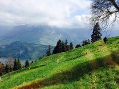Galeria de fotos: paisagens da Suíça