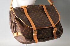 Louis Vuitton Musette Monogram Shoulder Bag by gailparker4 on Etsy, $297.00