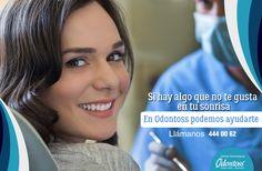 ¡En Odontoss estamos listos para darte una excelente atención el cambio que merece tu sonrisa! Teléfono: 444 00 62 whatsapp: 3122284241.  www.odontoss.com  *AGENDA TU CITA DE VALORACIÓN GRATIS.