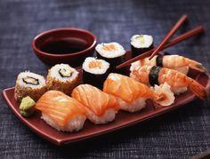10 sushis, assortiment de 5 variétés #Picard.