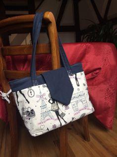 Le sac Madison de Clémentine !  Patron de couture Sacôtin