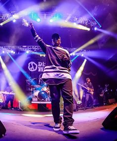 Rapper Dizzy Wright performed at Brooklyn Bowl Las Vegas on December 27, 2014 (Photo: © Erik Kabik / www.ErikKabik.com).