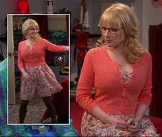 Bernadette - Big Bang Theory