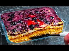 Nem fog tudni élni ez a desszert nélkül! TÖKÉLETES sütés nélküli finomság.  Ízletes TV - YouTube No Cook Desserts, Chocolates, Tiramisu, Cheesecake, Food And Drink, Meals, Cooking, Ethnic Recipes, Baking Desserts
