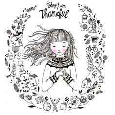 marieke ten berge: thankful