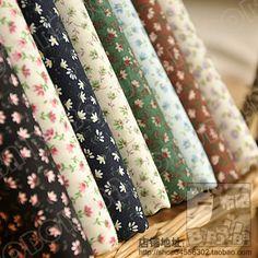 8 unids 23 CM * 24 CM tela del remiendo del algodón de costura que acolcha tissue DIY artesanía muñeca tilda tela tecidos bundle patchwork tejido