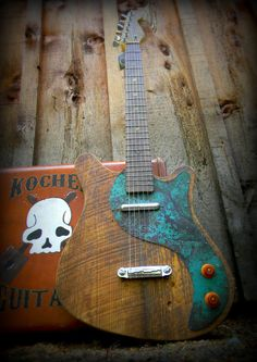 Electric resonator Gutiar Blues Guitar Slide by KochelGuitars