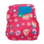 Limited Edition FRUGI by Tots Bots Flowery Fox at Cozy Bums Diapers in Canada!