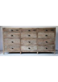 Solid Wood 12 Drawer Chest or Sideboard - French Style Design - Solid mango wood Please note: Delivery is currently only available to the following centres: North Island: Whangarei, Hamilton, Tauranga , Rotorua, Napier, Hasting, Gisborne, New Plymouth, Palmerston Nth, Wellington. South Island: Blenheim, Christchurch, Nelson, Ashburton, Westport, Greymouth, Gore, Oamaru, Timaru, Dunedin, Invercargill. 175cm x 50cm x 90cm