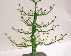 Wire Tree sculpture от IndigoHandcrafts на Etsy