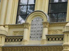 Nozyk Synagogue Warsaw Poland