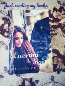 Lacrimi de îngeri de Ioana Dumitrăchescu Books To Read, Reading, Cover, Reading Books, Reading Lists