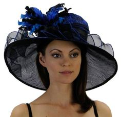Fun! What a bout a Ladies Hat party? $34.00 Sparkle Swirl Organza Hat with Curled Feather and Glitter Accents Hat Colors: Blue Greatlookz,http://www.amazon.com/dp/B00BCPT6DO/ref=cm_sw_r_pi_dp_Elz6sb0WHNZP899X