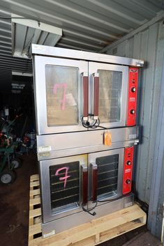 Vulcan Oven Oven, Auction, Cooking, Kitchen, Kitchens, Ovens, Cuisine, Brewing, Cucina