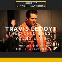 "Travis Ledoyt - ""The World's Best Young Elvis"" November 9 ..."