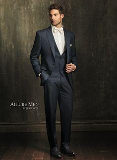 Allure: Slate Blue Bartlett Modern Fit Tuxedo