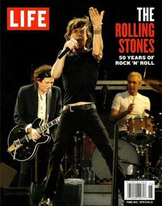 THE ROLLING STONES 50 YEARS OF SOLID ROCK!!