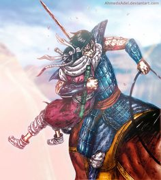 Shin-manga-kingdom-coloring by ahmedxadel Manga Art, Manga Anime, Anime Art, Manhwa, Warring States Period, Ancient China, Itachi Uchiha, Anime Comics, Artist At Work