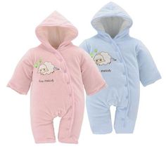 Rational Baby Girl Rompers Warm Fleecetoddler Boys Jumpsuits Long Sleeve Newborn Infant Cartoon Onesie Outfits Costume Baby Winter Romper Ideal Gift For All Occasions Bodysuits & One-pieces